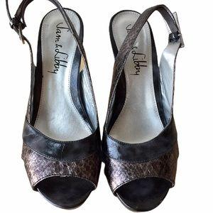 Sam & Libby Slingback Sandals